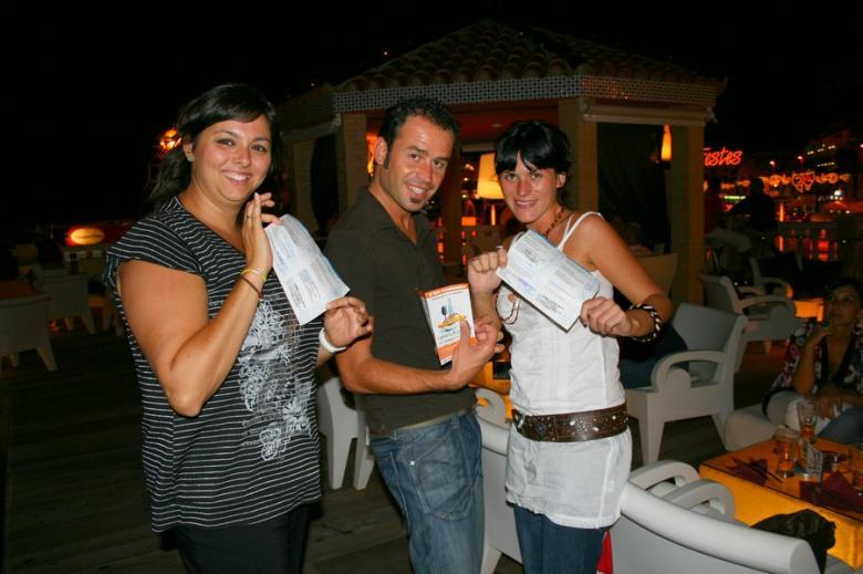 Chanclas y tapas 2008