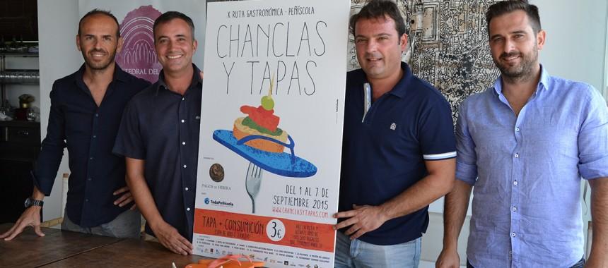 Presentación de la X Edición de Chanclas y Tapas