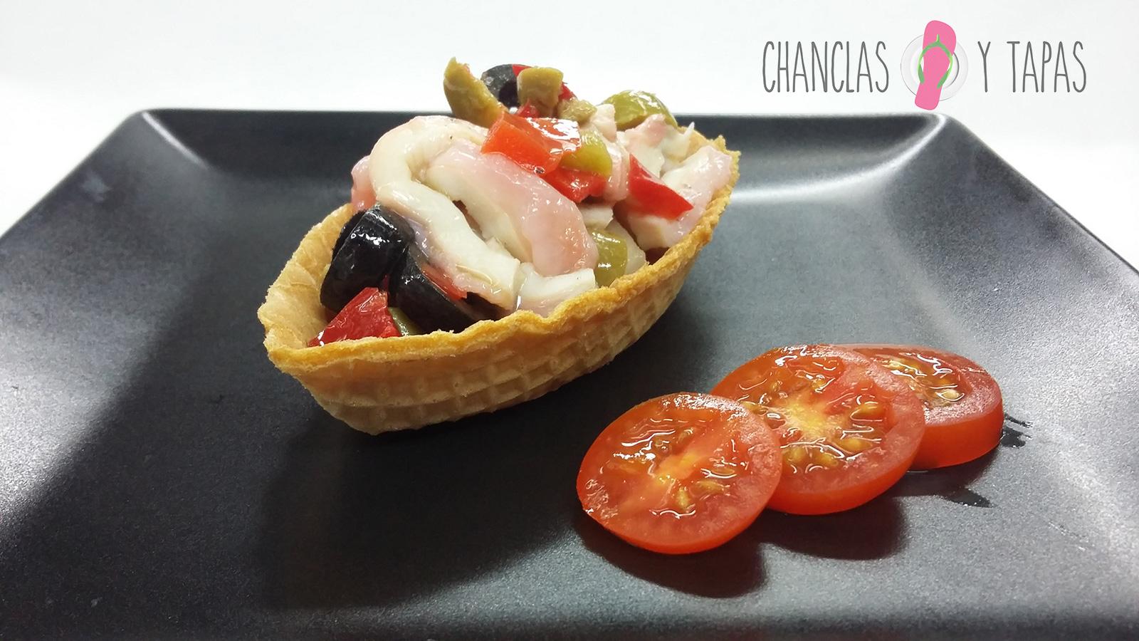 GHP---Laminas-de-pulpo-con-vinagreta-de-carabinero-en-isla-flotante