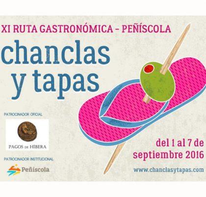 Chanclas y Tapas 2016